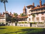 Flagler College - downtown St. Augustine