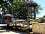 PARADISE PKU - 43737 - AUTHENIC QUEENSIZE COTTAGE WITH RESTAURANT IN NEGRIL