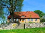 Vacation Apartment in Weitendorf - 1173 sqft, warm, quiet location (# 2721)