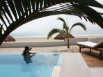 Luxury Beachfront  in Puerto Morelos