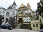 Victorian architecture in the neighborhood abounds.  A walker's paradise.