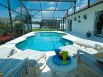 3BR Beautiful Disney Home with Private Pool/WiFi