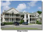 Close to beach.  Large 3 BR condo Dogs OK Sleeps 8
