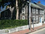 Charming historic 7 BR home near town center