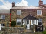 HART COTTAGE, pet-friendly, terraced cottage with a woodburner and countryside views, in Glaisdale, Ref 14967