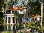 HUGE POOL AC 3 BED VILLA SEA-RICEFIELDS-MOUNTAINS