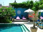 AFFORDABLE !!! PRIVATE QUIET-SUNNYDAYZ VILLA SEMINYAK $99 p/n YEARLY LEASE $18,000AUD Available 13th January 2015