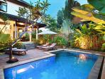 Tropical Cozy Villa, best location in Seminyak
