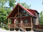 Beautiful Pet Friendly 2BR 2BA luxury Cabin