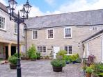 CHURCH SETTLE 2, Grade II listed, wooden floors and beams, cosy accommodation in centre of Somerton, Ref 16470
