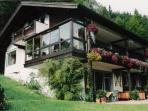 Vacation Home in Schneizlreuth - 861 sqft, beautiful, quiet and sunny location (# 2879)