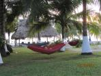 Rest on Hammock at Jaco Beach
