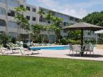 Fully furnished 1 bedroom apartment near to beach.