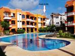 Beachfront Condo-Best Beach in Pto Morelos