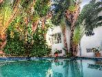 Vacation Rental in Miami Beach with pool
