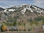 Easy, Flat Walk to the Tram, Gondola, Ski School, Shops, Restaurants - Multiple Living Rooms, Private Sauna, Washer & Dryer In Unit (3517)