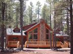 Bearly-A-Cabin Luxury @ Grand Canyon / Flagstaff