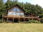 New River Lodge - Hot Tub - Fire Pit - Pool Table - Sleeps 12
