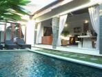 LEGIAN - 3 Bedroom Villa (o) Sleeps 8 - CRIS