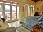 Wake up to breathtaking views every morning in the Second Master Suite