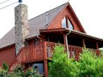 Dollywood Rental-Mt. View, Hot-Tub, Fireplace