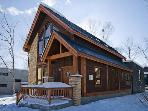Gouka Lodge luxury four bed ski chalet in Niseko