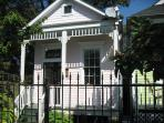 Charming three room house  near exciting Oak St.