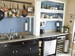 Kitchen, complete with everything you will need