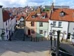 CHURCH COTTAGE, character cottage, central location, close to amenities, in Whitby, Ref 17142