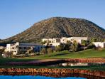 Desert Paradise on Golf Course With Home Amenities