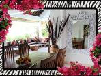 Open plan conversational living and dining area 26/04/2014