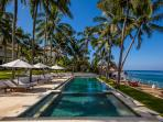 Luxurious and affordable beachfront villa in Bali