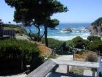 Windrift Cottage - beach access - Mendocino Coast