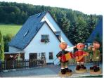 Vacation Apartment in Seiffen - quiet, nice view, comfortable (# 3244)