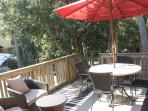 Folly Courtyard Entry with Sundeck - Pet friendly!