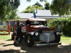 GG's By the River Luxury Accommodation Bright. Hot Rod time 2012