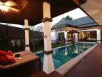 Luxury 3 Bedroom Villa near Chalong Bay + Security