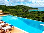 Canouan Island Villa Big Blue - Enjoy The Views Of The Caribbean Sea And The Beautiful Barrier Reef.