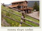 Eco Friendly, Custom Lodge Overlooking Yellowstone