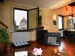 Breathtaking Views from 2 Bedroom Apartment in Florence