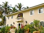 Luxury Beach Front Estate with cook/maid included!