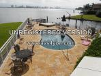 2/2NORTH PALM BEACH FL 3mth min.On the WATER/ DOCK