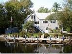Fantastic Balmoral Waterfront Vacation Rental on the Canal (CAM83Wflr)
