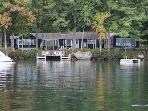 Beautiful Windemere Estates Waterfront on Lake Winnipesaukee (SMI117W)