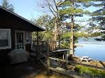 Waterfront Vacation Cottage in Weirs Beach (SHE9Wf)