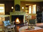 Cozy Fireplace | Views | Dogs Welcome