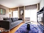Montreal Satin 2BR Furnished Apartment
