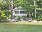 Vacation Rental So Close to Lake Winni...You Can Hear the Fish Jump (WIL99W)