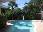 Tropical Oasis Single Fam Home in Madeira Beach FL