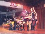 Melia Playa Conchal is a 5 star resort which is 5 minutes away. In the past they have had live shows (like this...